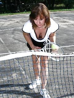 MILF Sport Pics